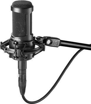 Audio-Technica AT2035 Kardioid kondenzátor mikrofon