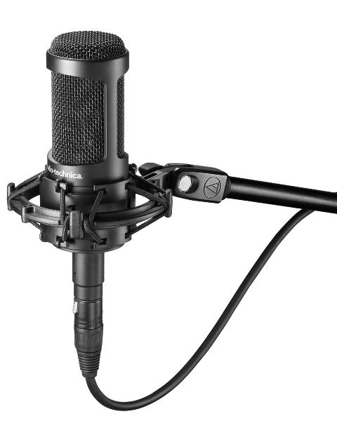 AT2050 Multikarakterisztikás kondenzátor mikrofon