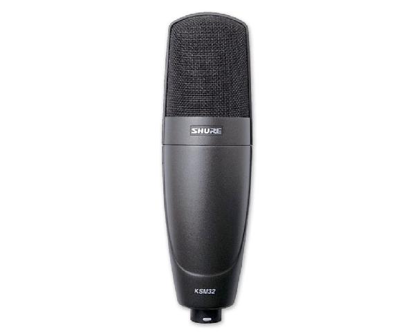 Shure KSM32/CG stúdió kondenzátor-mikrofon