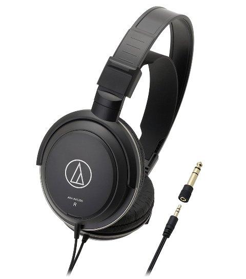 """Audio-Technica ATH-AVC200  fejpántos zárt """"Home Studio"""" fejhallgató"""