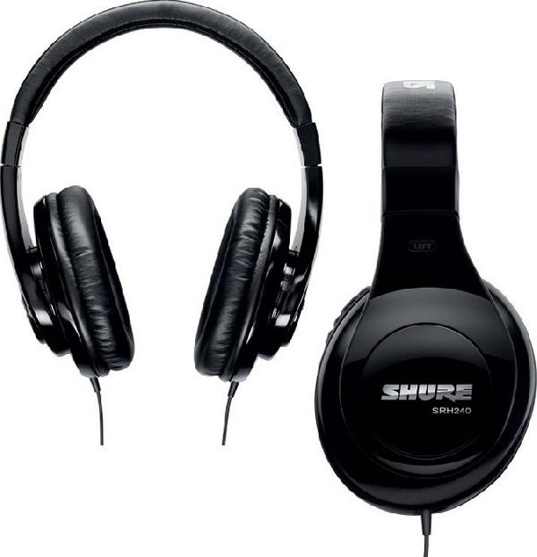 Shure SRH-240 fejhallgató