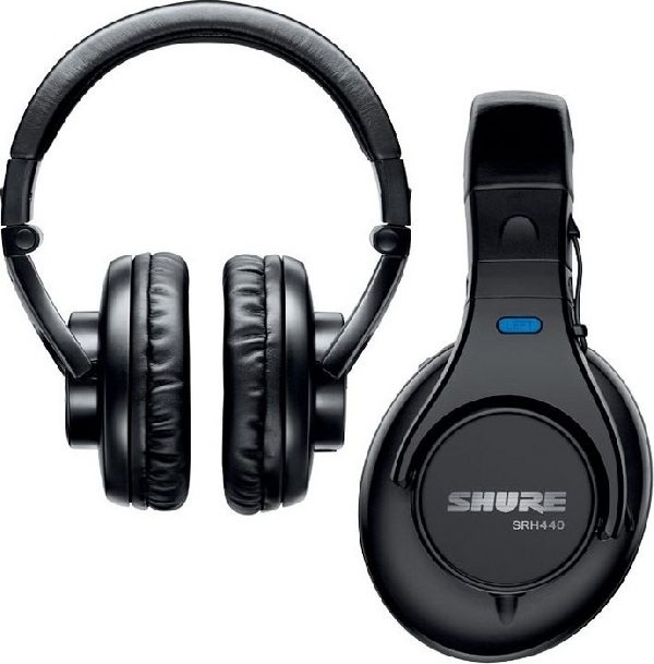 Shure SRH-440 fejhallgató