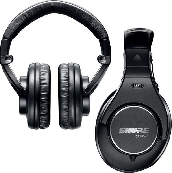 Shure SRH-840 fejhallgató