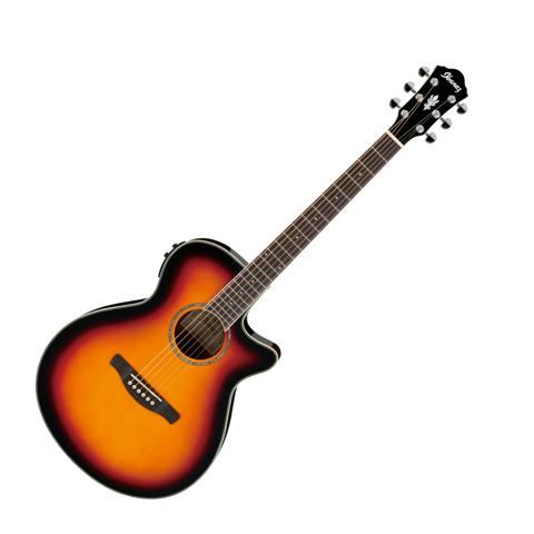 Ibanez AEG10II- elektro-akusztikus gitár