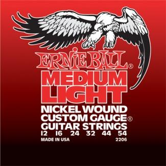 Ernie Ball elektromos gitár húrkészlet 2206