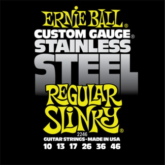 Ernie Ball elektromos gitár húrkészlet 2246