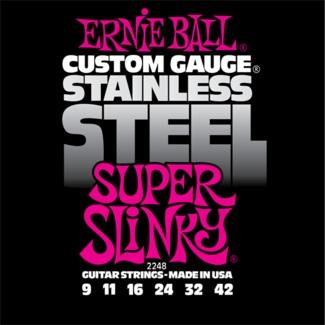Ernie Ball elektromos gitár húrkészlet 2248