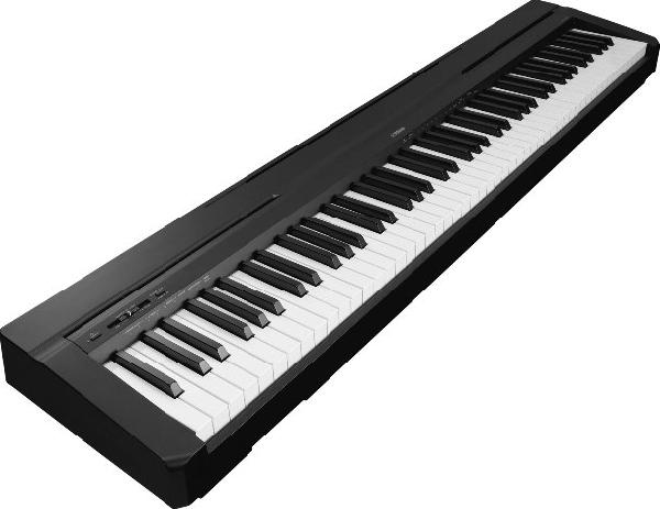Yamaha P-45B digitális zongora