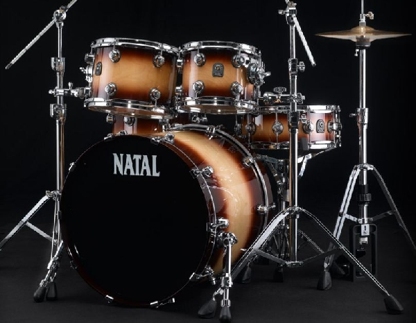 Natal Nyír (birch) shell pack Fusion 22