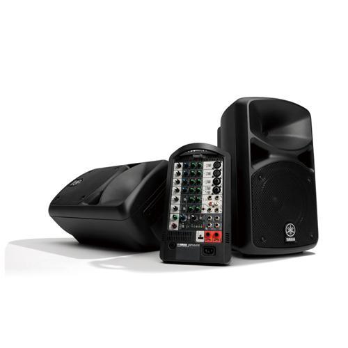 Yamaha Stagepas 400BT hordozható hangosítási rendszer