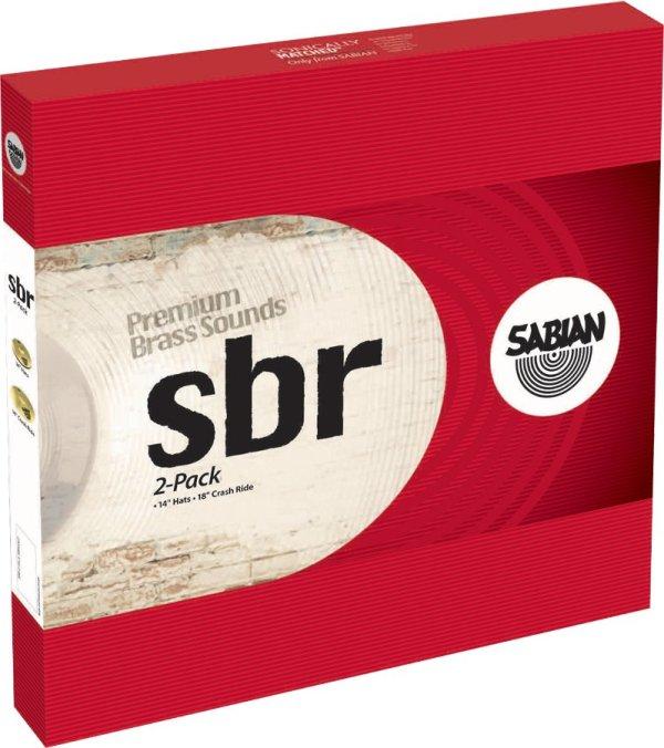 Sabian SBR 5002 cintányér szett