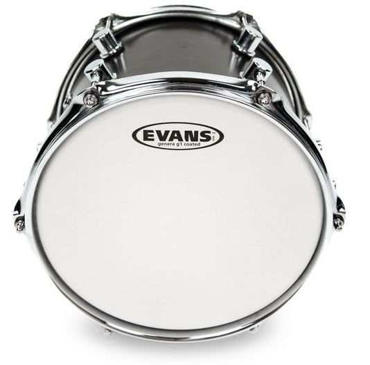 "Evans G1 Coated 14"" tom ütőbőr B14G1"
