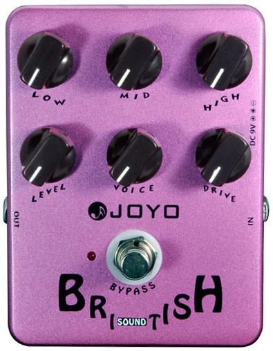 Joyo jf-16 British Sound