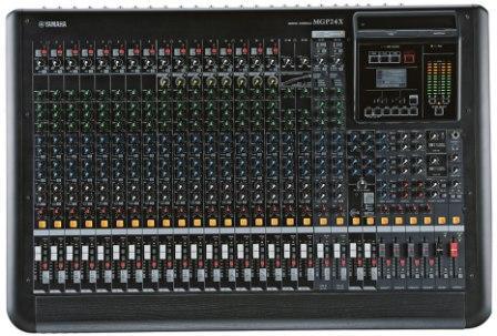Yamaha MGP24X keverő mixer
