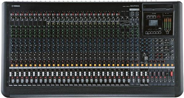 Yamaha MGP32X keverő mixer