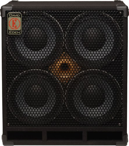 "Eden D410XST8 4x10"" profi basszusláda, Handmade in the USA 1000W 8Ω"