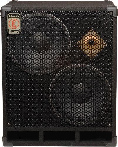 "Eden D212XST8 2x12"" profi basszusláda, Handmade in the USA 400W 8Ω"