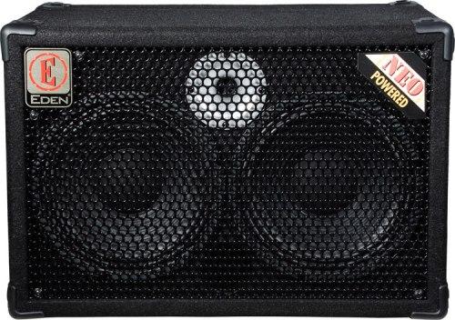 """Eden EX210 Kompakt láda 2x10"""" Eden designed szélessávú hangszóróval 300W 4Ω"""