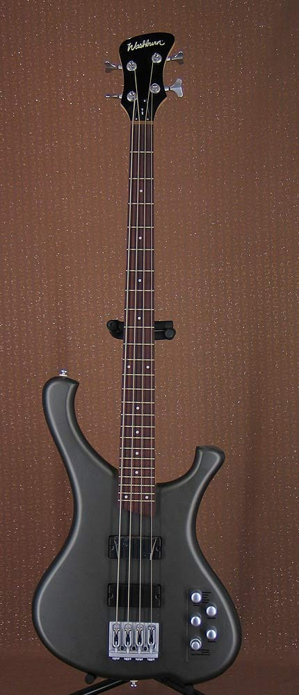 Washburn MB-40 elektromos basszusgitár