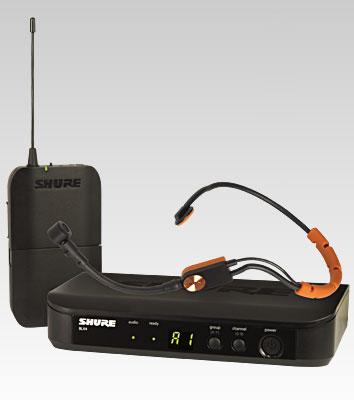 Shure BLX14E/SM31 presenter szett
