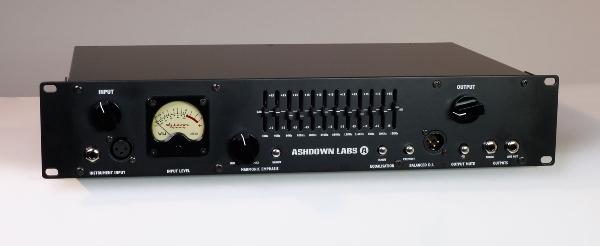 Ashdown AL-JJ500 575W basszuserősítő fej