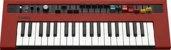Yamaha reface YC Mini Virtual Organ mini szintetizátor