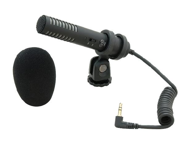Audio-Technica PRO24 CMF sztereó kamera mikrofon