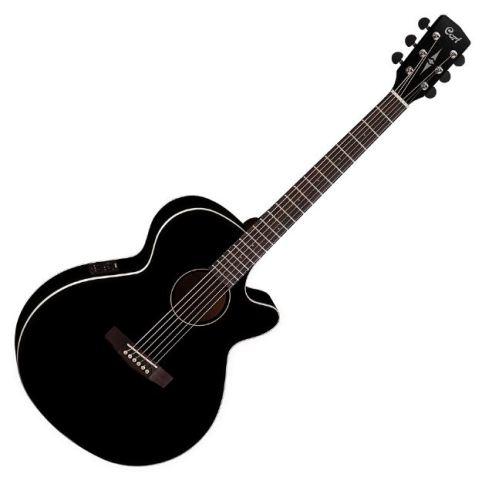 Cort   Co-SFX1F-BK  elektroakusztikus gitár