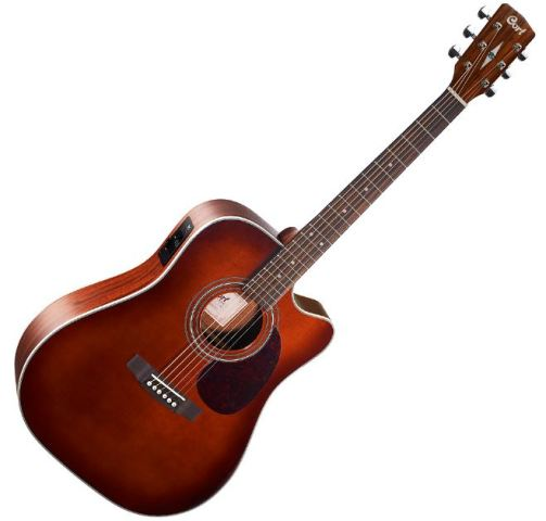 Cort   Co-MR500E-BR  elektroakusztikus gitár