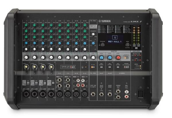 Yamaha EMX7 keverőerősítő