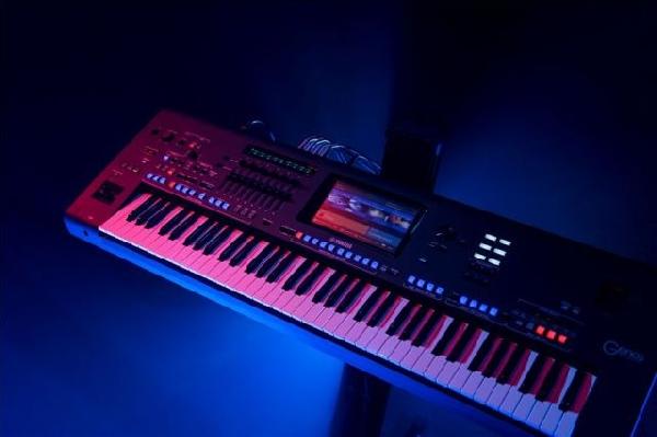 Yamaha Genos digitális munkaállomás