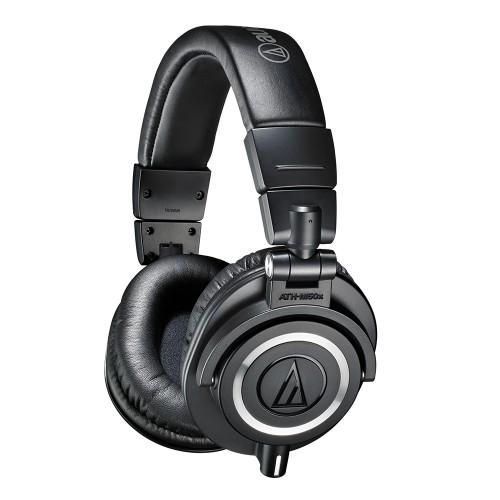 Audio-Technica ATH-M50x Professzionális stúdió monitor fejhallgató