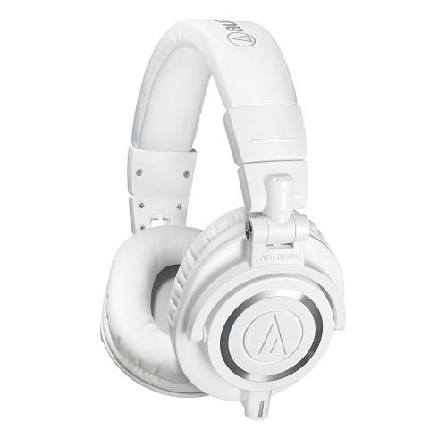 Audio-Technica ATH-M50xWH Professzionális stúdió monitor fejhallgató