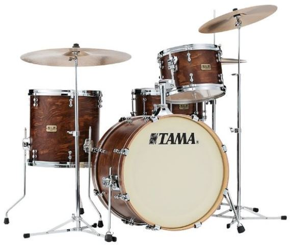 Tama S.L.P. DRUM KIT FAT SPRUCE LSP30CS