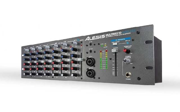 Alesis   Multimix 10 Wireless keverő mixer
