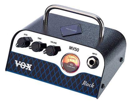 VOX MV50CR mini gitárerősítő fej NUTUBE technológiával