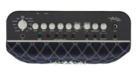 Vox ADIO AIR BS, modellezős gitár kombó basszusgitárhoz és Bluetooth média lejátszó
