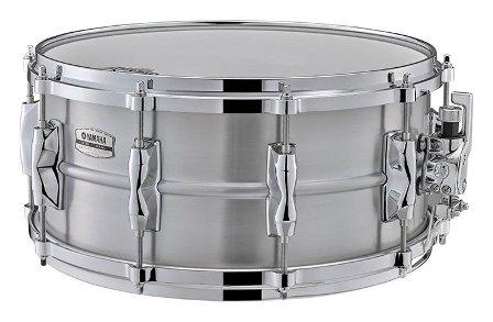 "Yamaha Recording Custom Aluminum pergődob 14"" x 6,5"" RAS1465"
