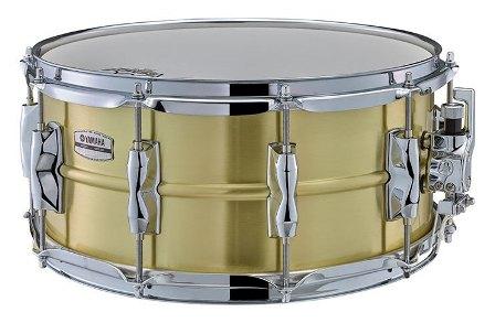 "Yamaha Recording Custom Brass pergődob 14"" x 6,5"" RRS1465"