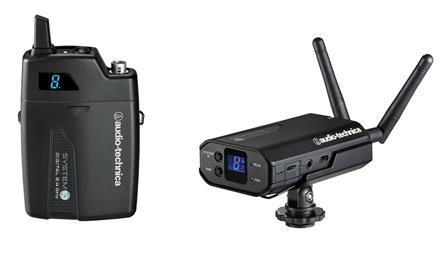 Audio-Technica ATW-1701, System10 kameravevős szett zsebadóval