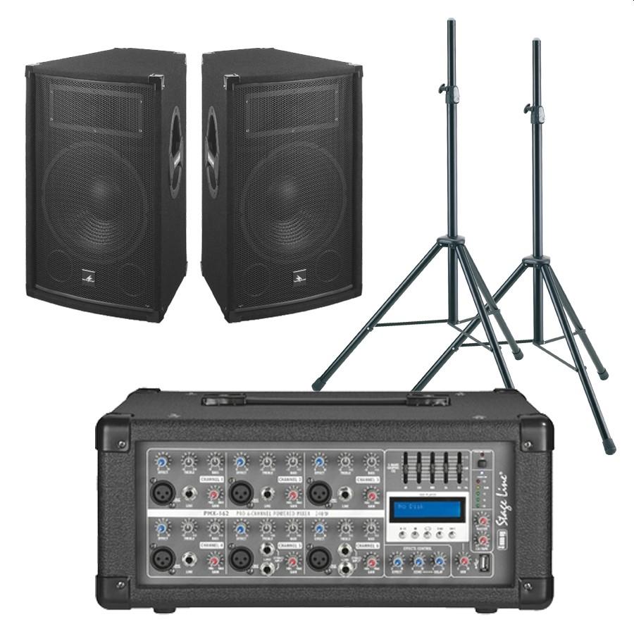 Komplett hangosítási rendszerek