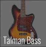 Ibanez Talman Bass