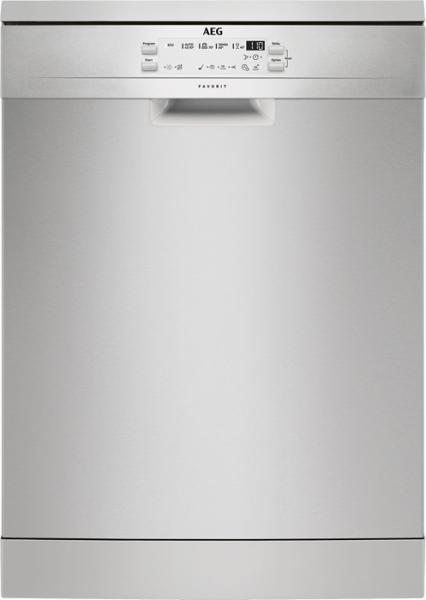 AEG FFB53610ZM /INOX 13-terítékes mosogatógép