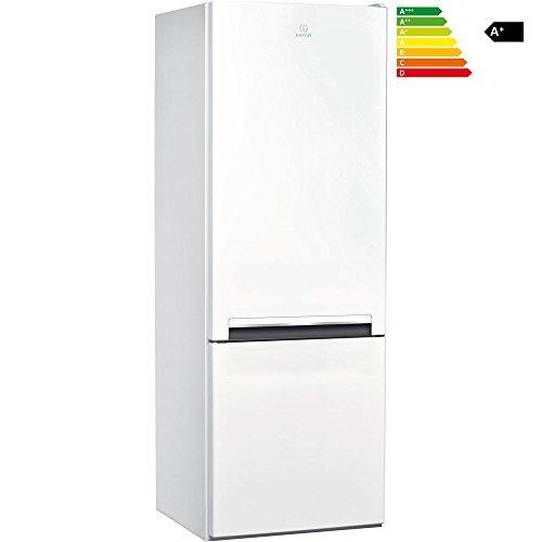 INDESIT LI6 S1 W Alulfagyasztós kombinált hűtőszekrény