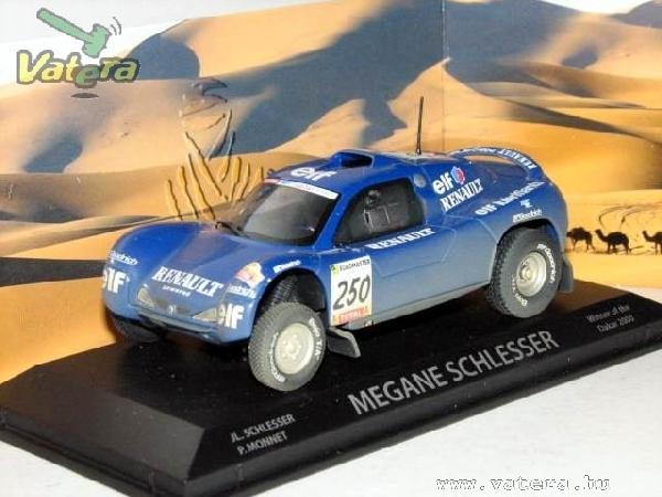 Schlesser buggy  Paris-Dakar 1/43 Norev
