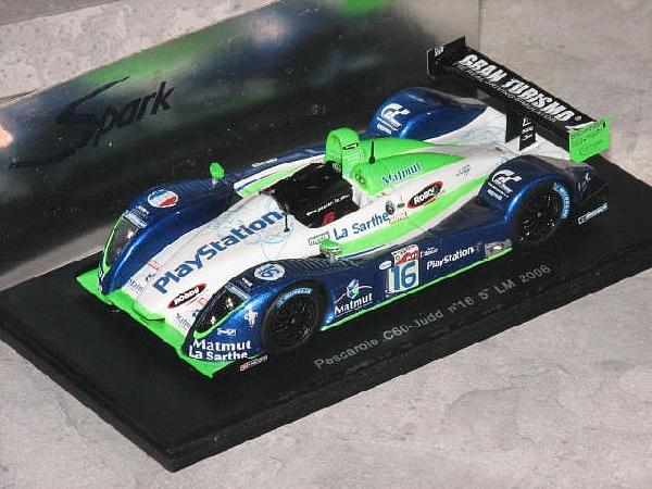 Pescarolo Judd Le Mans 2006 1/43 Spark