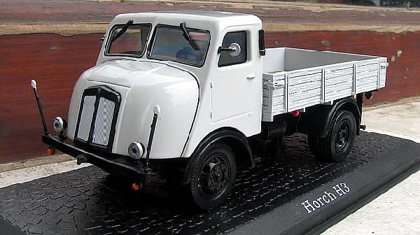 Horch H3 1/43 Teherautó modell
