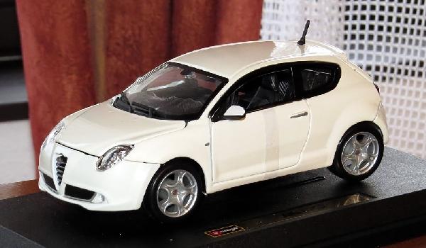 Alfa Romeo Mito 1/24 Bburago