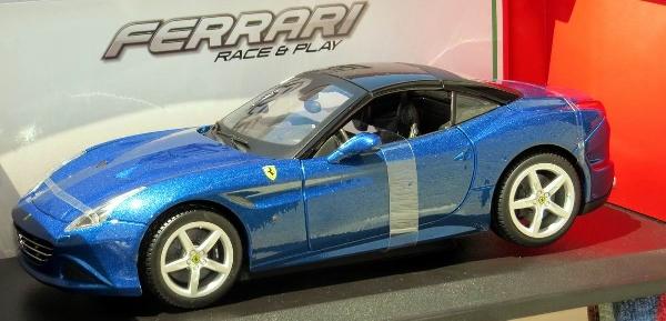 Ferrari California 1/18 Bburago France