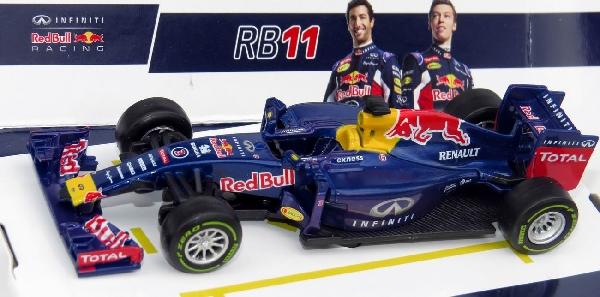 Red Bull RB 11 F1 1/43 Bburago